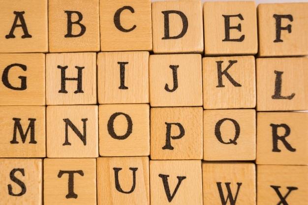 626x417 Alphabet Blocks Vectors, Photos And Psd Files Free Download