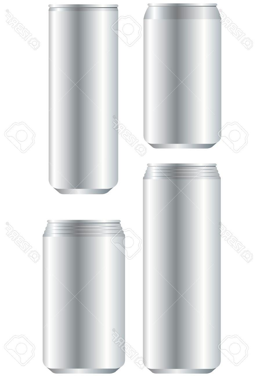 910x1300 Hd Aluminum Can Vector Images