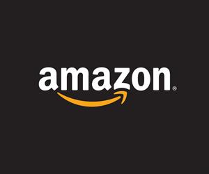 300x250 Amazon Dark Logo Vector (.eps) Free Download