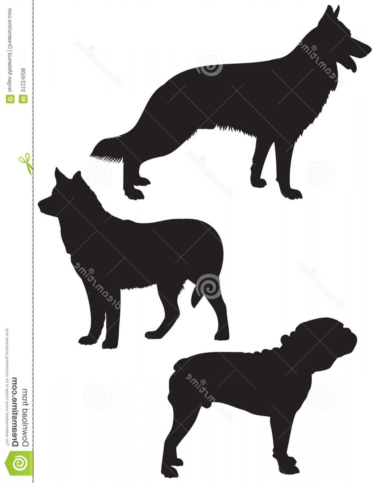 1215x1560 American Bulldog Silhouette Vector Rongholland
