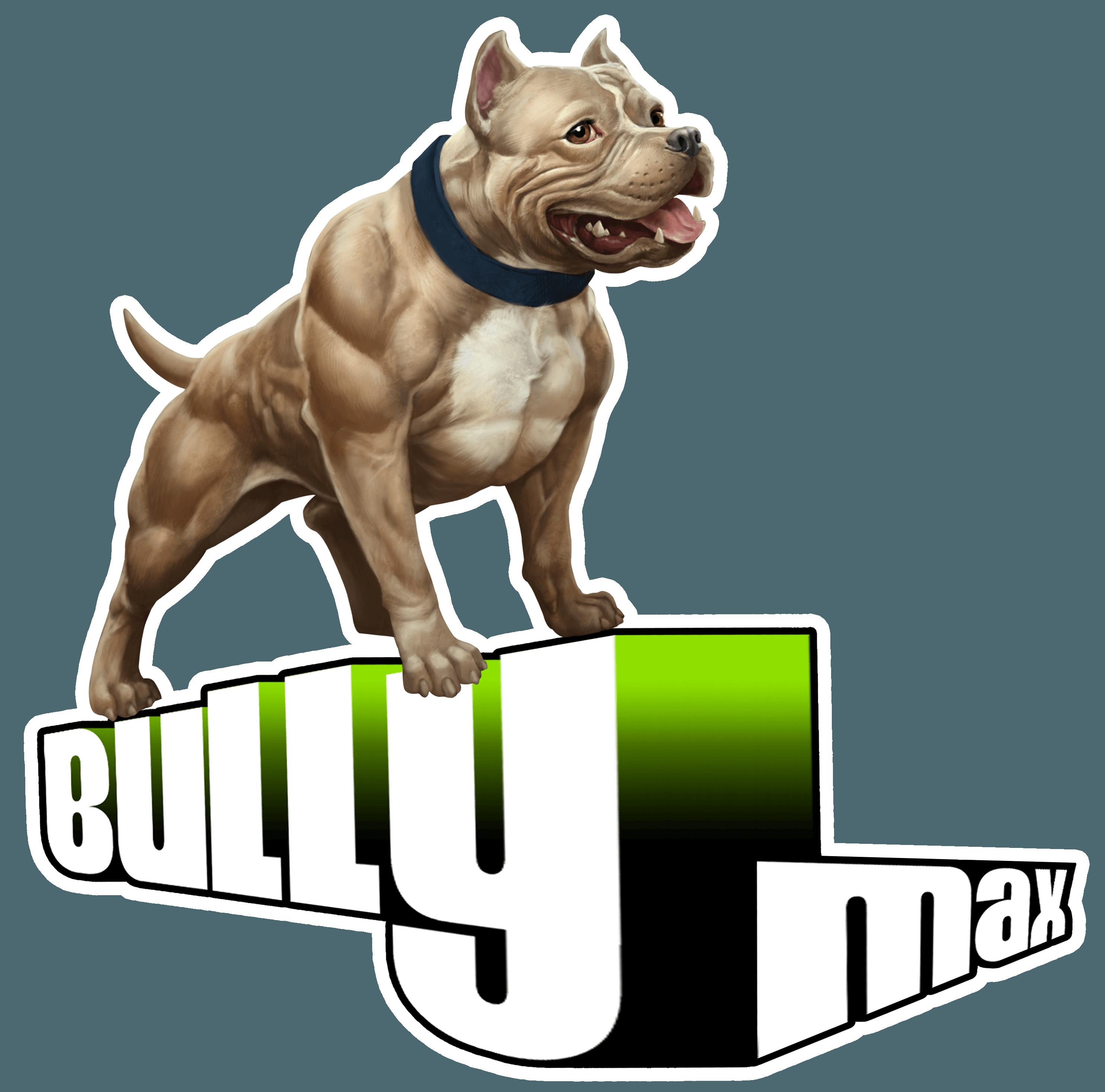 American Bully Vector