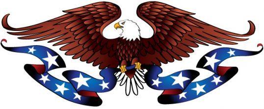 538x222 American Eagle Vector Graphicspirit Graphix Spirit Graphix