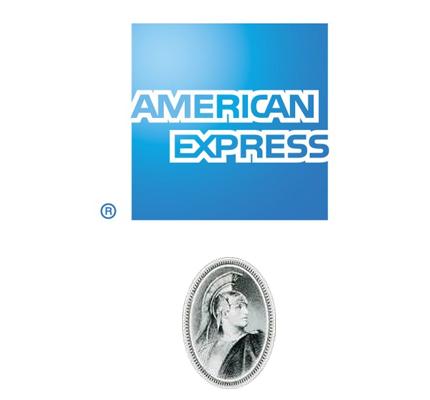 430x400 American Express Logo
