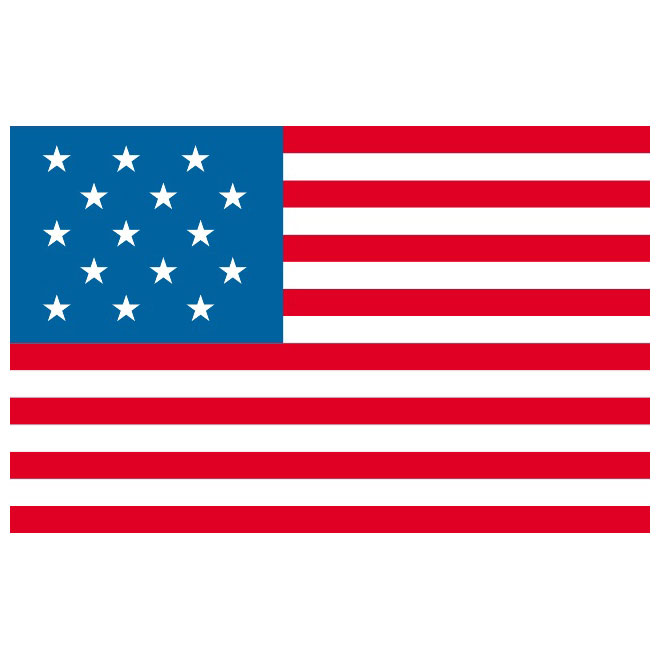 660x660 Star Banner Vector Flag