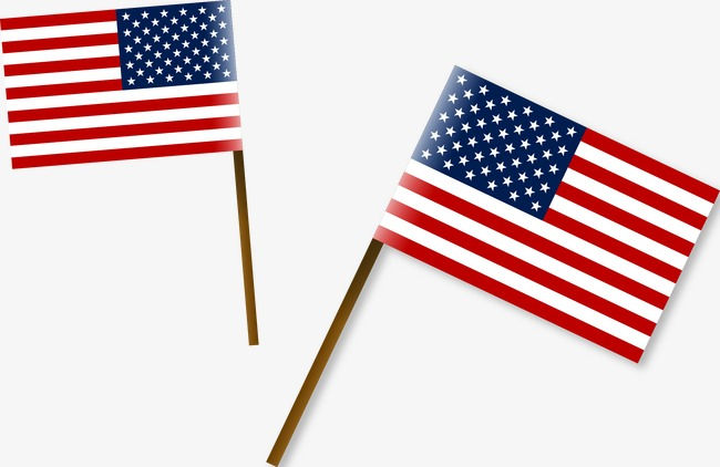650x422 American Flag, United States, Flag, Banner Png And Vector For Free