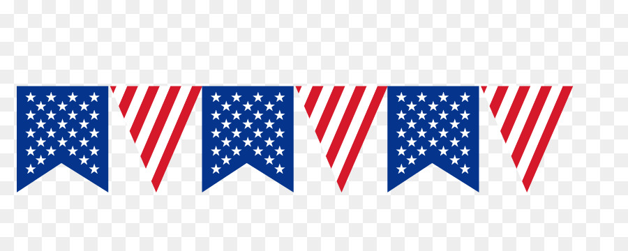 900x360 United States Bunting Scalable Vector Graphics