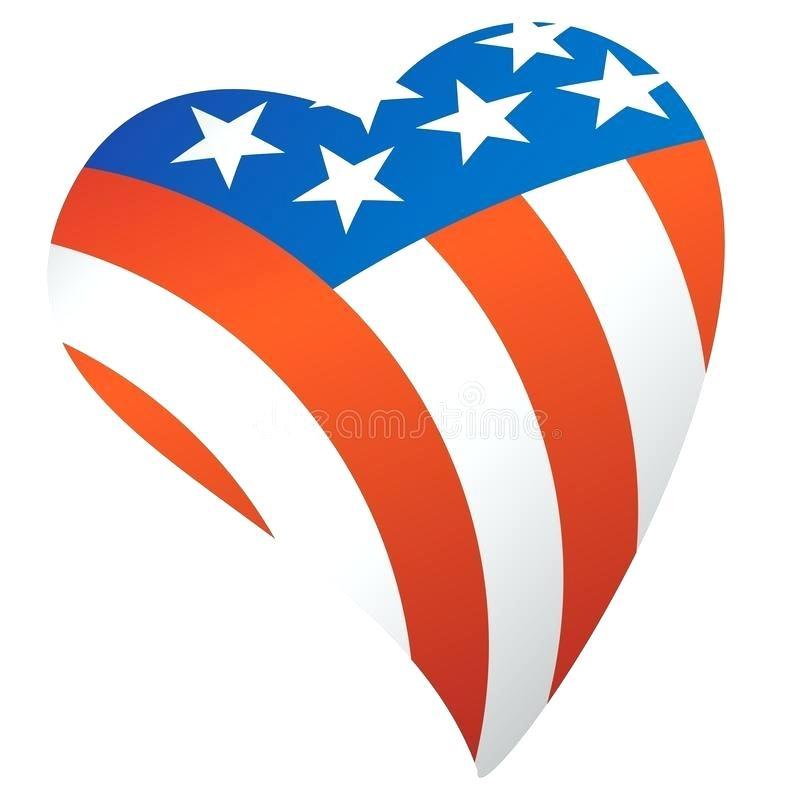800x800 American Flag Clip Art Vector Flag On White Background Banner