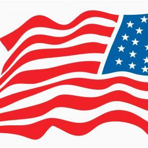 American Flag Clip Art Vector at GetDrawings com | Free for