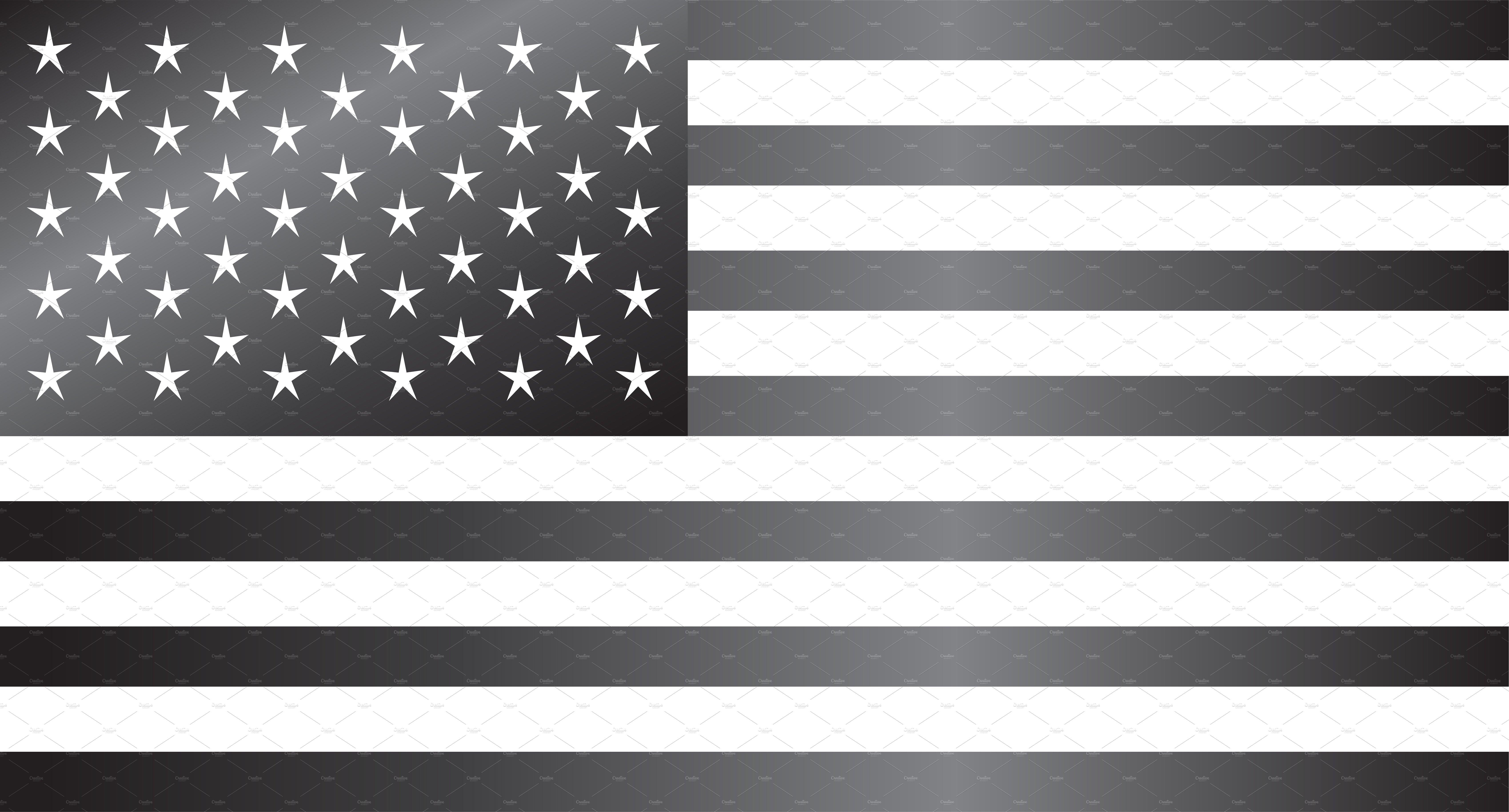 flag american vector usa creativemarket getdrawings icon metallic branding