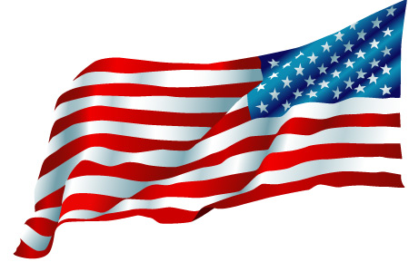 450x289 Drawn American Flag Ripped Free Collection Download And Share