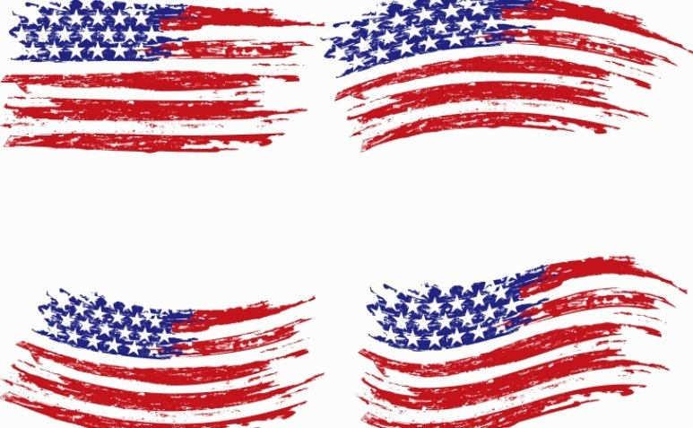 773x477 United States Flag Vector Luxury United States Vector Simple File