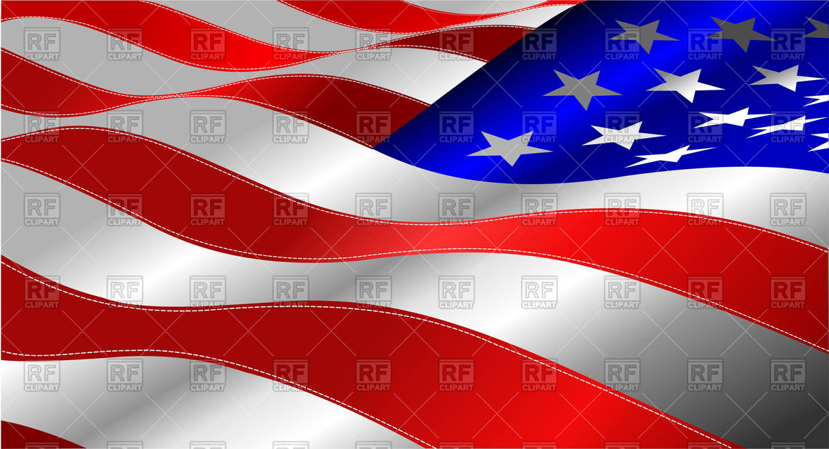 1200x651 Waving American Stars And Stripes