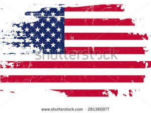 300x225 American Flag Clipart Vector Us Flags Vectors Free Vector Art