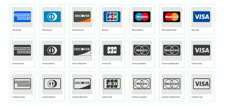 750x354 20 Free Payment Method Amp Credit Card Icon Sets