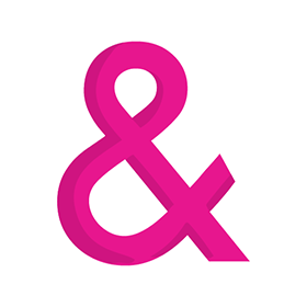 280x280 Ampersand Logo Vector Download Free