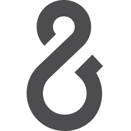 256x256 Ampersand Vector Icon Download Iconic Icons Iconspedia