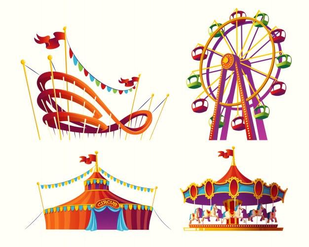 626x500 Amusement Vectors, Photos And Psd Files Free Download