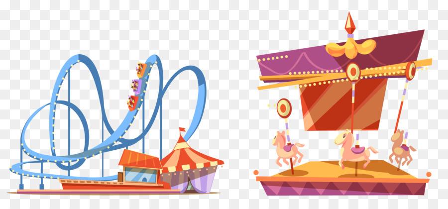 900x420 Coney Island Universal Orlando Amusement Park Roller Coaster