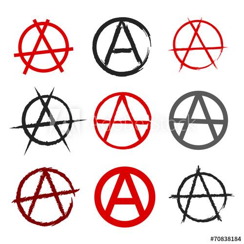 500x500 Anarchy Symbol