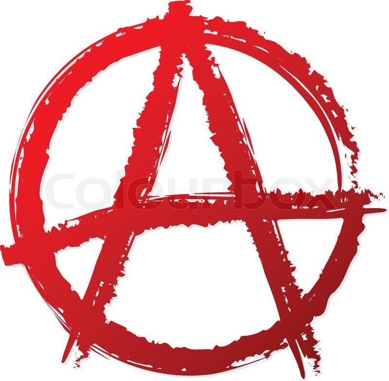 800x783 Anarchy Symbol Or Sign. Anarchy, Punk, Anarchism, Anarchist