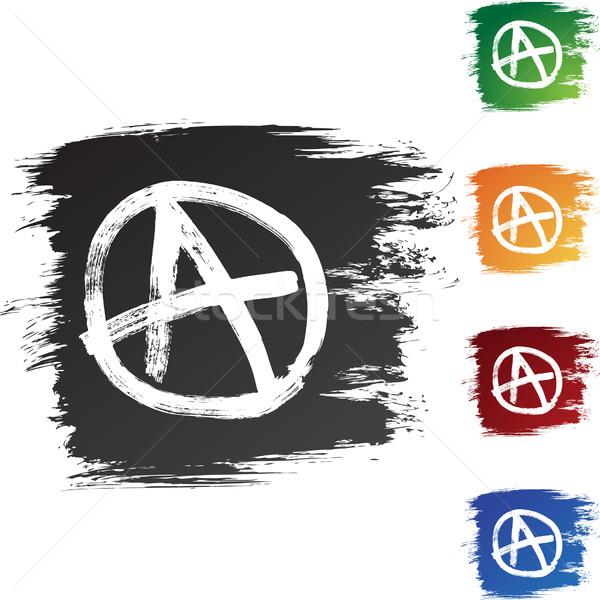 600x600 Anarchy Vector Illustration John Takai (Cteconsulting) ( 286093