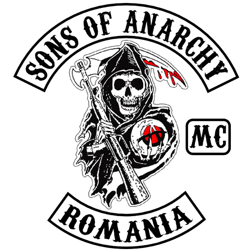 512x512 Sons Of Anarchy Logo Vector
