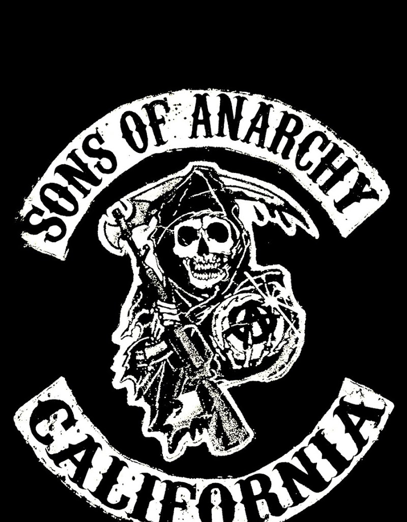 800x1024 Sons Of Anarchy Logo Vector