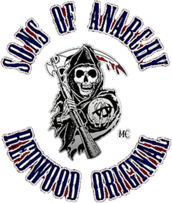 338x400 Wayne Mahle Sons Of Anarchy Logo Vector