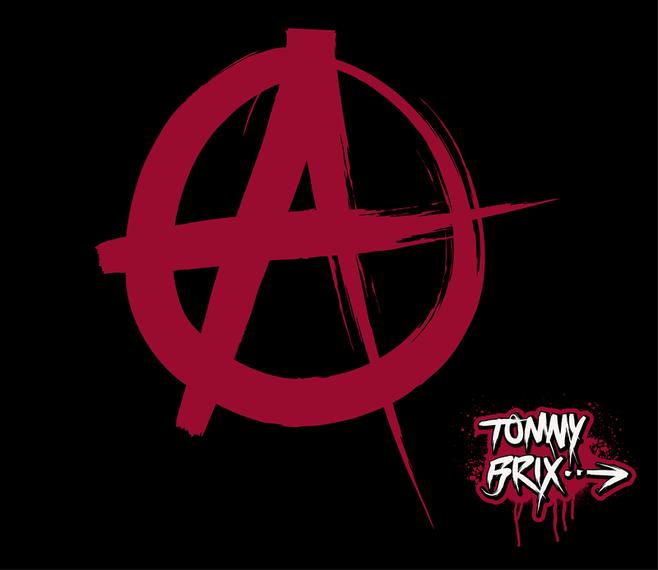 658x570 Anarchy Signsymbol Design Tommy Brix