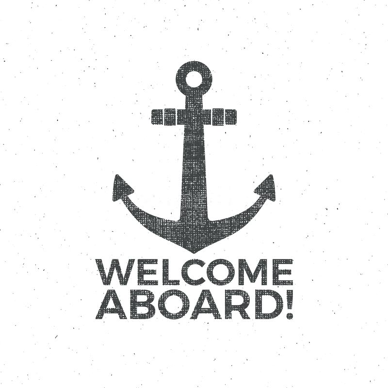 800x800 Anchor Design Detailed Nautical Anchor Isolated On White For