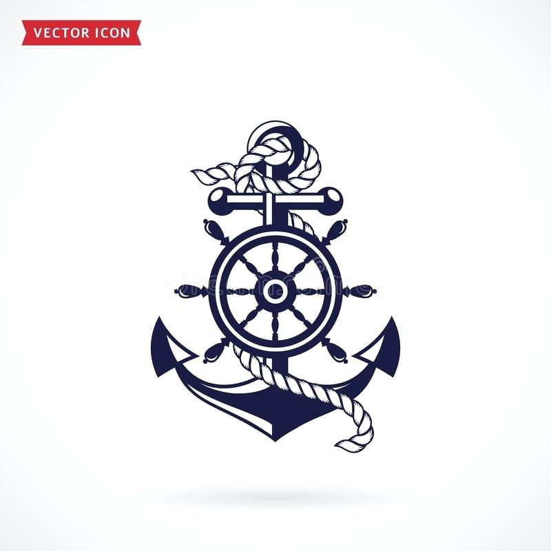 Anchor Tattoo Vector At Getdrawings Com Free For Personal Use