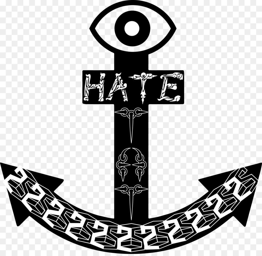 900x880 Tattoo Hatred Clip Art