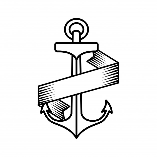 626x626 Anchor Tattoo Vectors, Photos And Psd Files Free Download