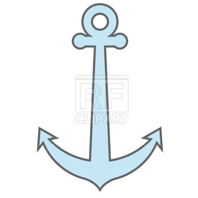 400x400 Anchor Vector Image Vector Artwork Of Objects Prague