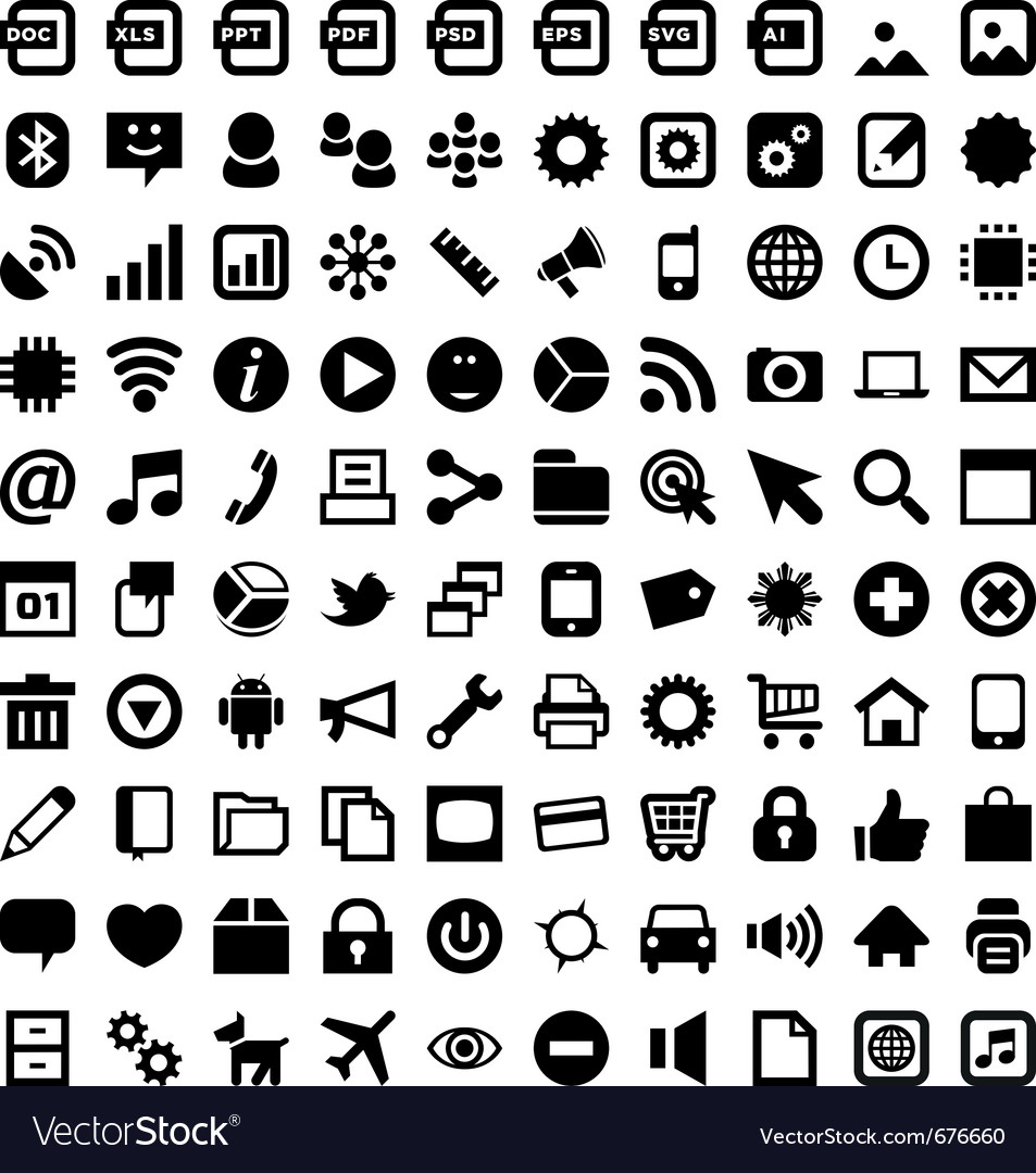 953x1080 Free Vector Android Icon 283765 Download Vector Android Icon