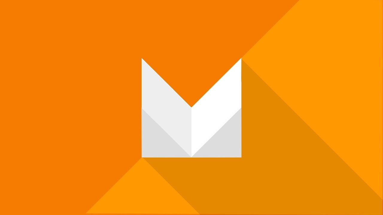1280x720 How To Design A Colorful Android Marshmallow M Logo Vector In