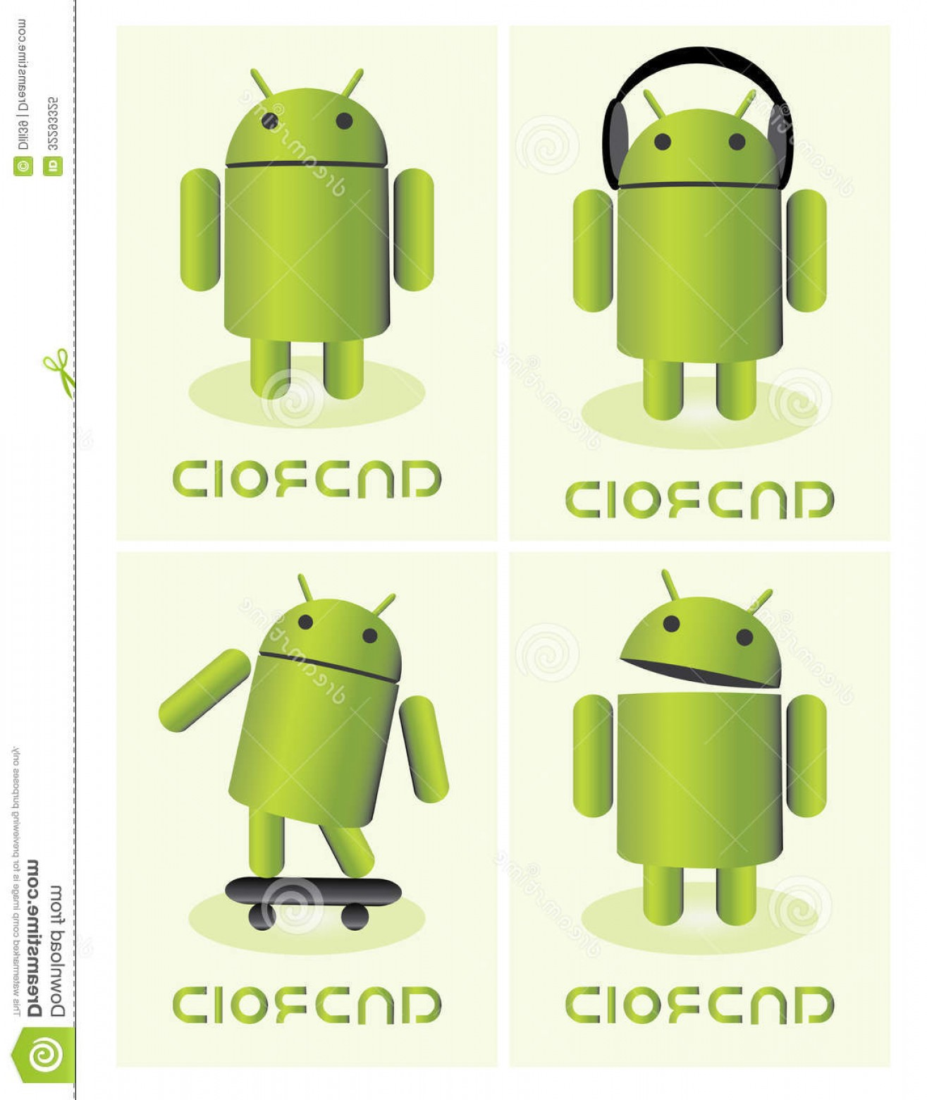 1315x1560 Royalty Free Stock Photo Android Os Logo Vector Illustration Image