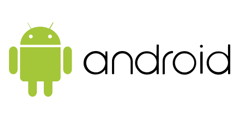 480x240 Android Vector Logos