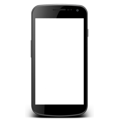 400x400 Collection Of Free Android Vector Cell Phone. Download On Ubisafe