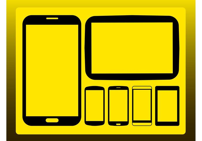 700x490 Android Devices Outlines