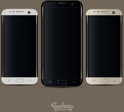 407x368 Vector Samsung Android Smartphone Free Vector Download (259 Free