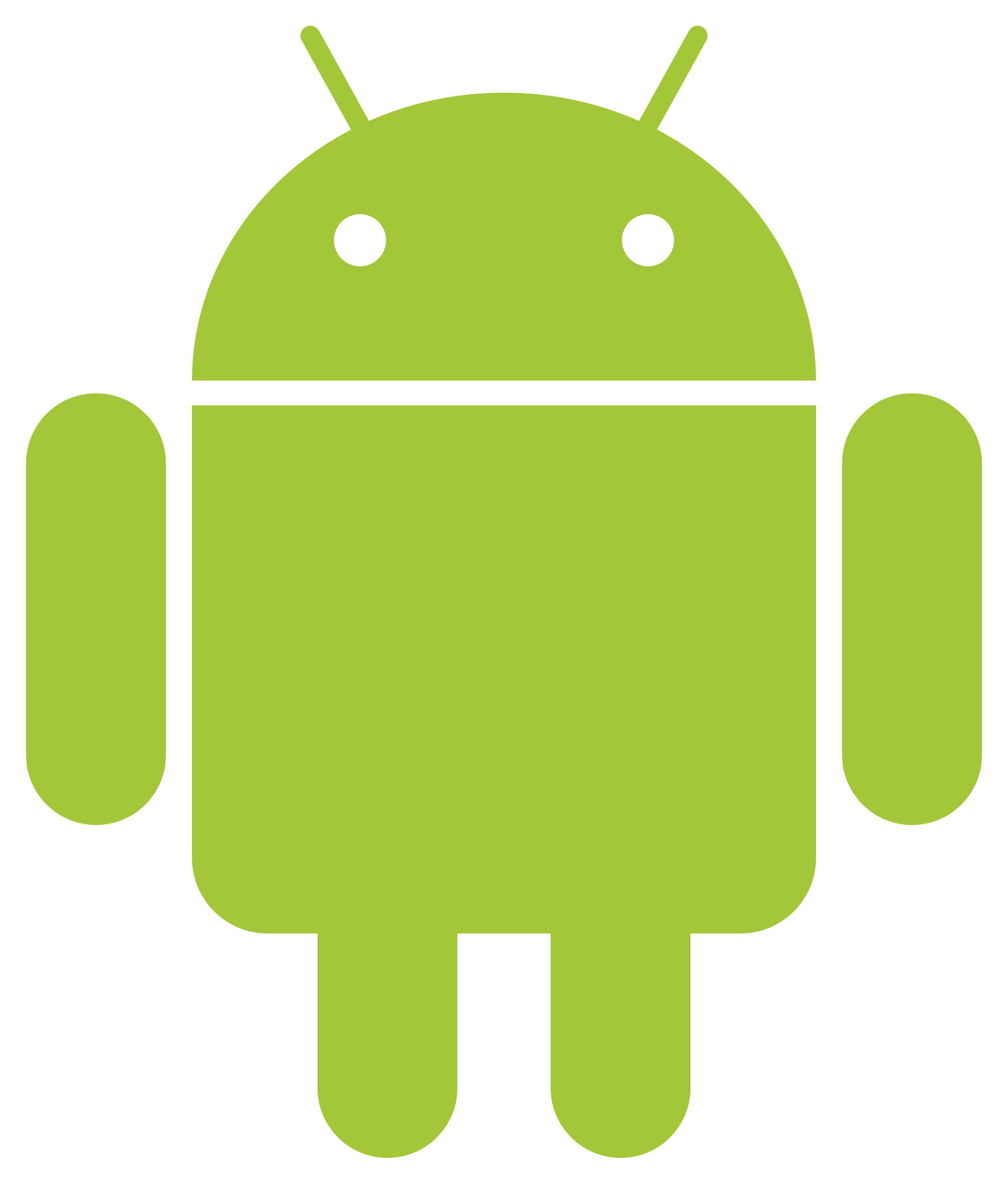 2000x2348 Collection Of Free Android Vector Application. Download On Ubisafe
