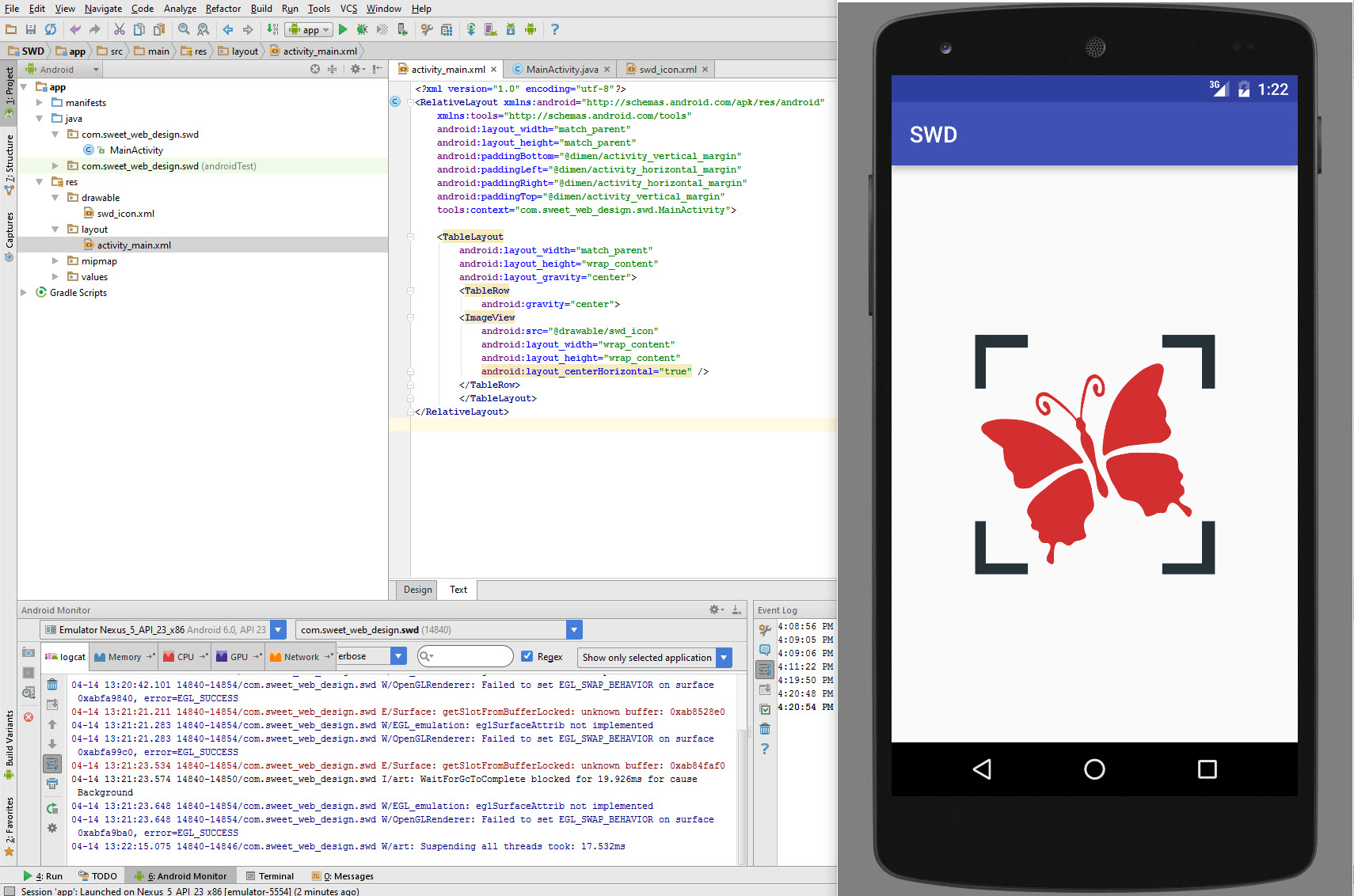 1710x1132 How To Create Android Vectordrawables From Illustrator And Use In