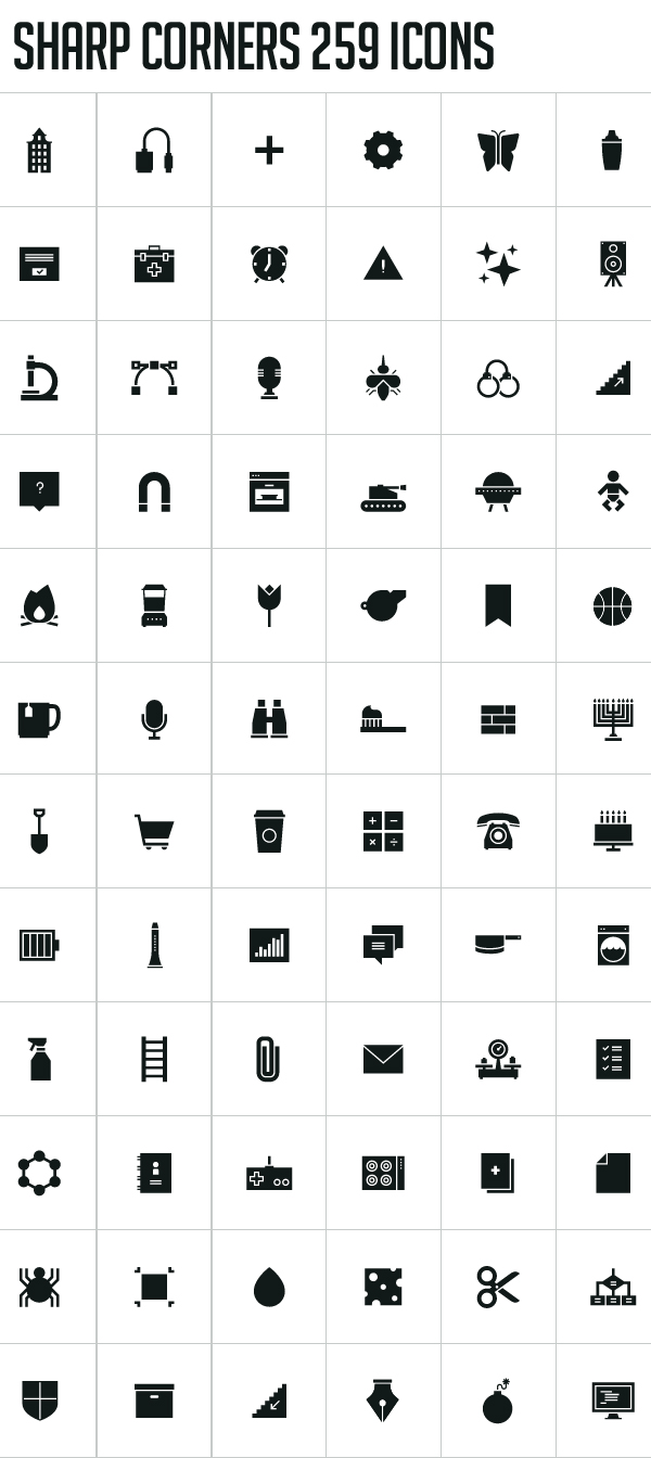 Android Vector Icons