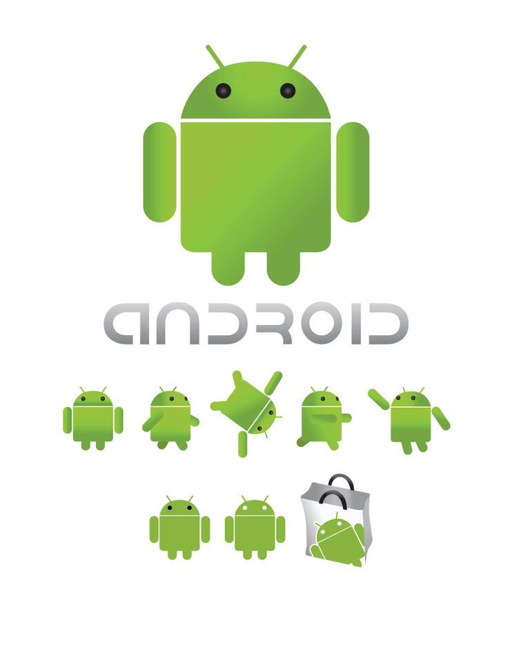736x952 Android Vector Icon 38 Best Vector Material Images
