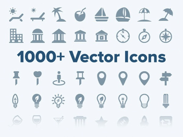 600x450 Get Vector Icons For Your Ios Or Android App, On Sale For 51