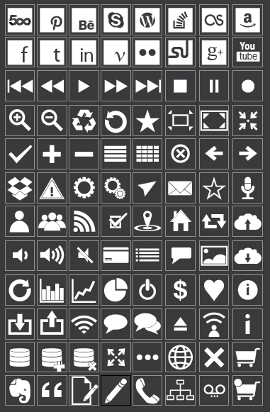 381x581 96 Free Vector Icons For Ios, Android, Windows Phone Or Web Apps