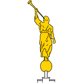 280x280 Angel Moroni Vector