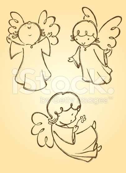 405x556 Angel Vector Images (9 Images)