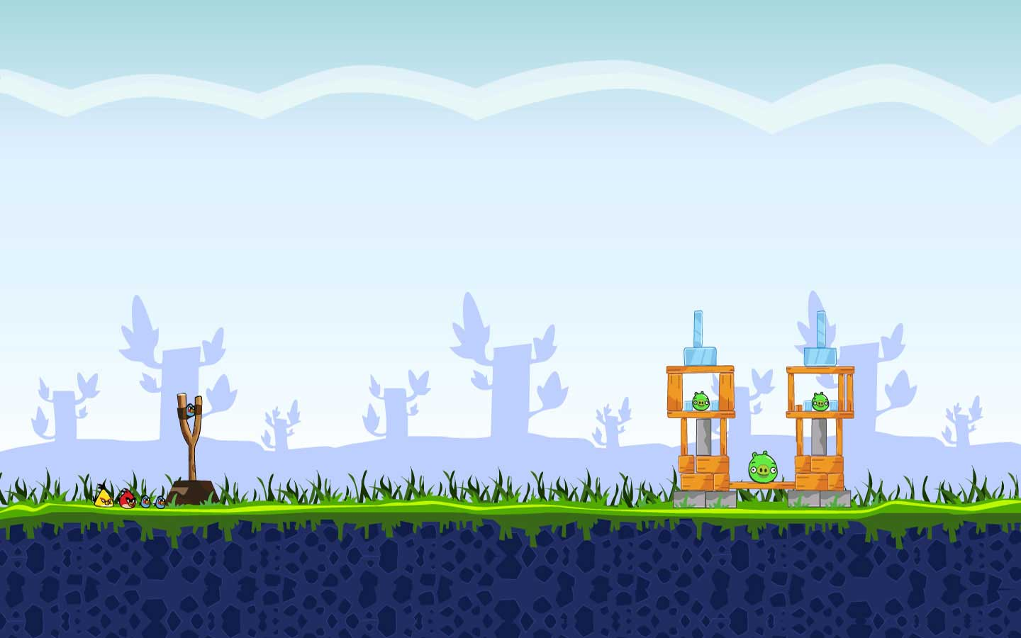 1440x900 Angry Birds Game Hd Wallpaper Wallpaper Gallery